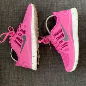 Women's Nike Free 5.0 Sz 7